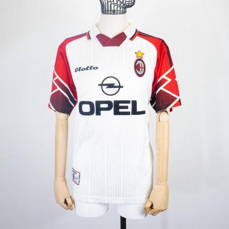 MILAN AWAY JERSEY LOTTO 1997/1998...