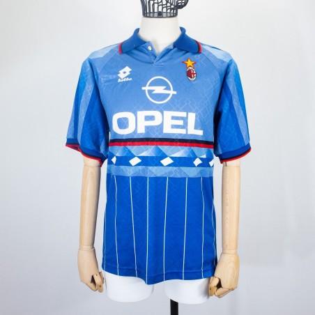 MILAN FOURTH JERSEY LOTTO 1995/1996...