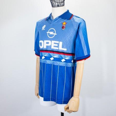 MAGLIA FOURTH MILAN LOTTO 1995/1996...