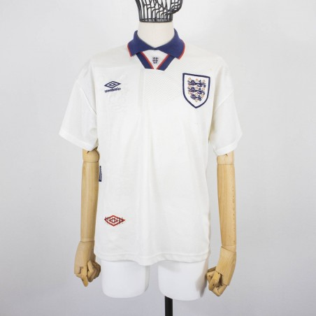 ENGLAND HOME JERSEY UMBRO 1993/1994