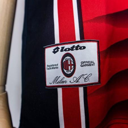 MILAN TRAINING POLO LOTTO 1996/1997
