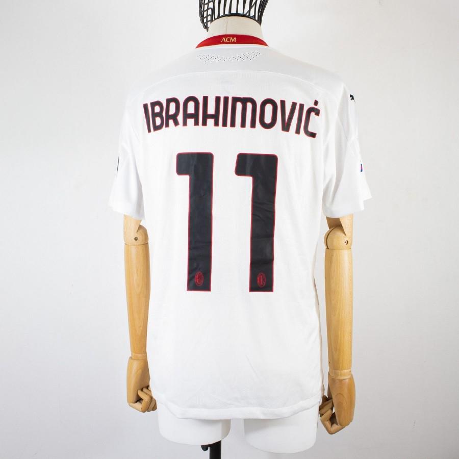 AWAY JERSEY IBRAHIMOVIC 11 MILAN...