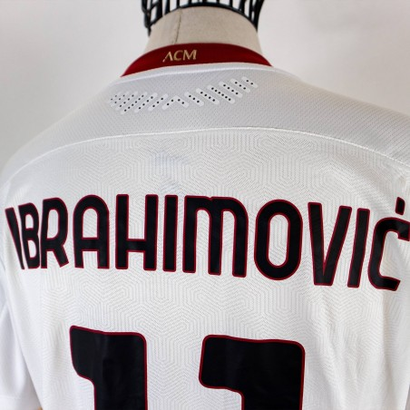 MAGLIA AWAY IBRAHIMOVIC 11 MILAN...