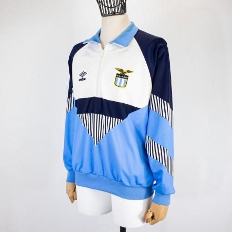 FELPA ALLENAMENTO LAZIO UMBRO 1991/1992