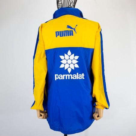 GIACCA ANTIPIOGGIA PARMA PUMA 1997/1998