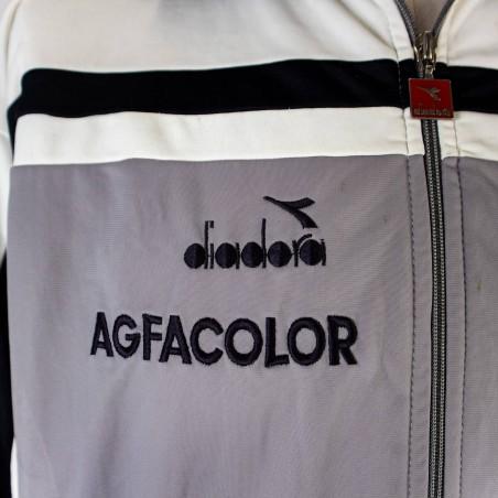 UDINESE JACKET DIADORA AGFACOLOR...