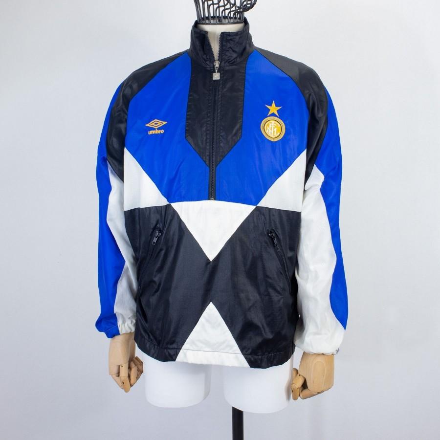 GIUBBOTTO  INTER UMBRO FITGAR 1991/1992