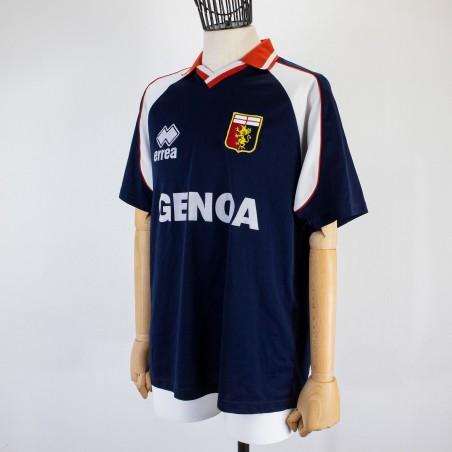 MAGLIA ALLENAMENTO GENOA 2001/2002