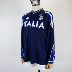ITALY TRAINING JERSEY KAPPA...