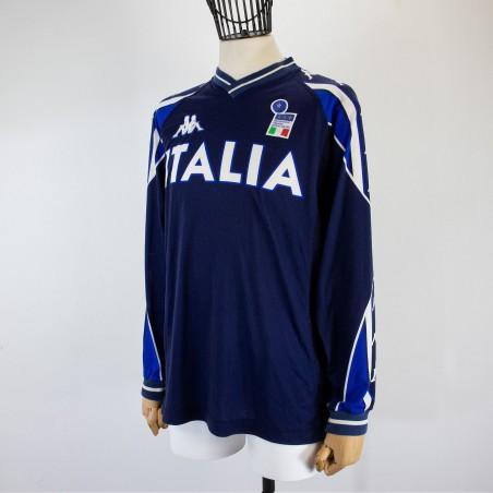 ITALY TRAINING JERSEY KAPPA 2000