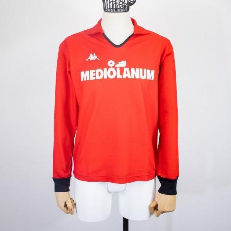 MAGLIA ALLENAMENTO MILAN KAPPA 1989/1990