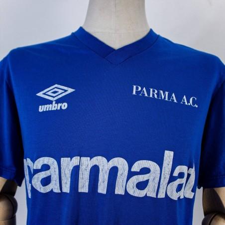 MAGLIA ALLENAMENTO PARMA UMBRO 1987/1988