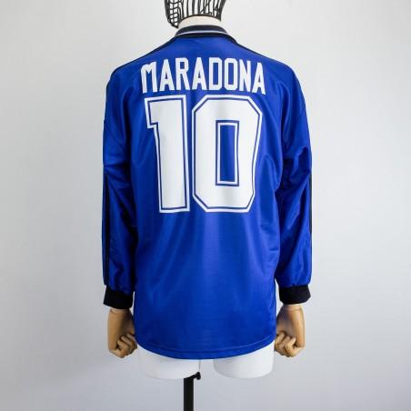 ARGENTINA AWAY JERSEY ADIDAS MARADONA...