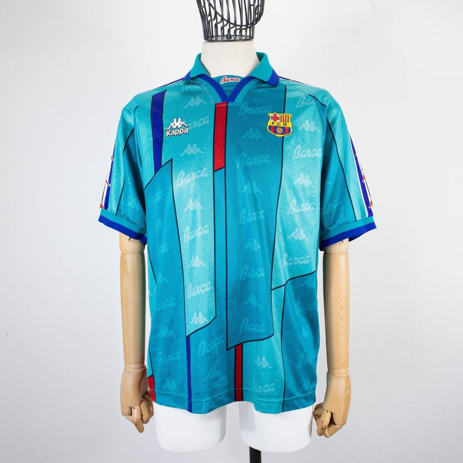 FC BARCELLONA AWAY JERSEY 1996/1997