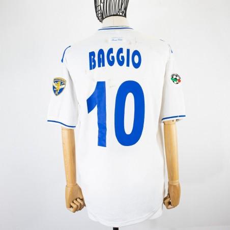 MAGLIA AWAY BRESCIA KAPPA BAGGIO 10...