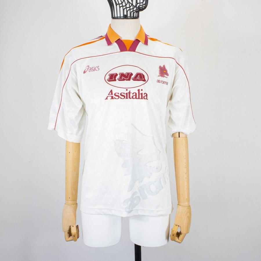 MAGLIA AWAY ROMA ASICS 1995/1996