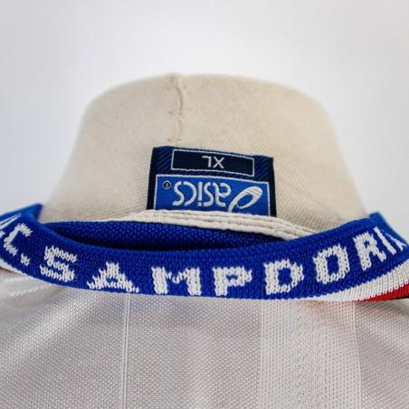 SAMPDORIA AWAY JERSEY ASICS 2000/2001