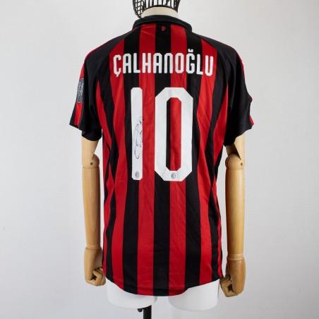 MAGLIA CALHANOGLU 10 MILAN 2018/2019