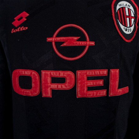 MILAN FOURTH JERSEY LOTTO KIDS LS...