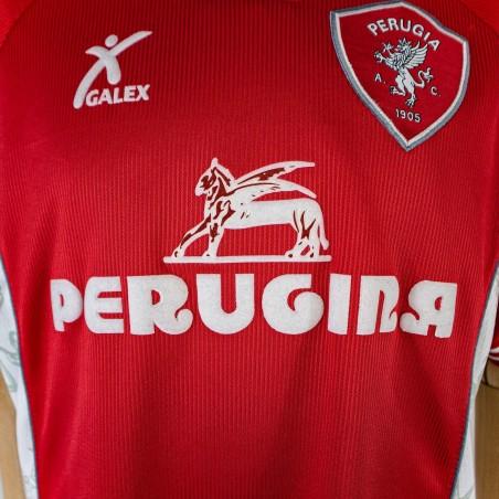 PERUGIA HOME JERSEY GALEX 1999/2000...