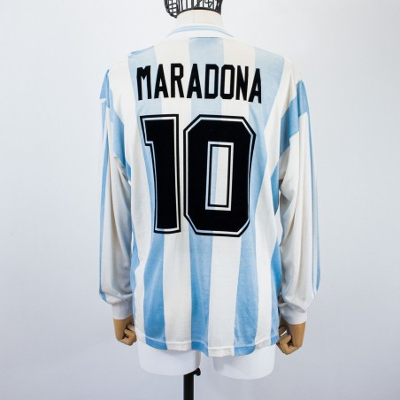 ARGENTINA HOME JERSEY ADIDAS MARADONA...