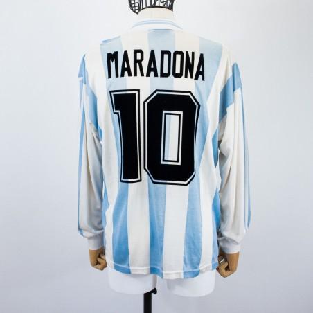 MAGLIA HOME ARGENTINA ADIDAS MARADONA...