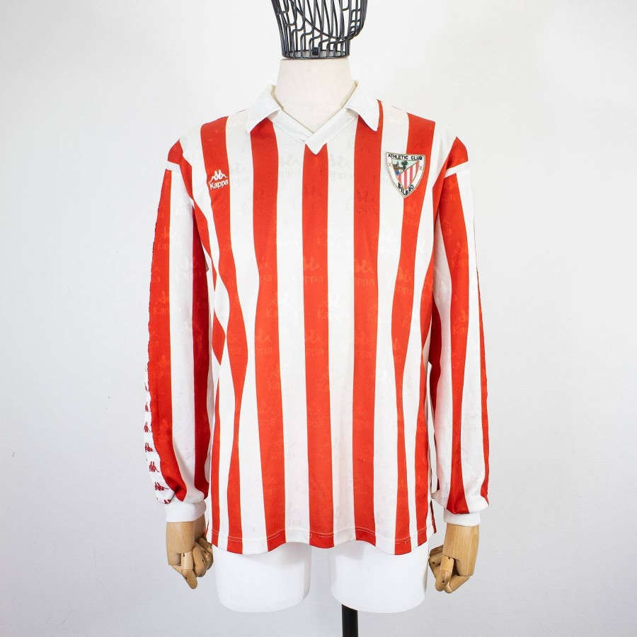 ATHLETIC BILBAO HOME JERSEY 1992/1993