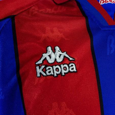1996/1997 BARCELLONA KAPPA SHIRT