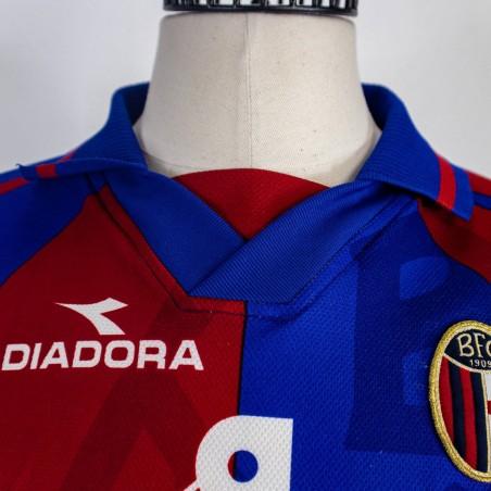 MAGLIA HOME BOLOGNA DIADORA 1999/2000...