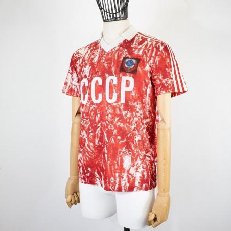 MAGLIA HOME CCCP ADIDAS 1989/1990