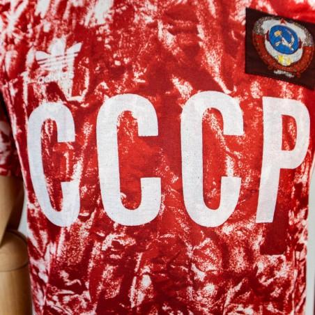 SOVIETIC UNION HOME JERSEY 1989/1990