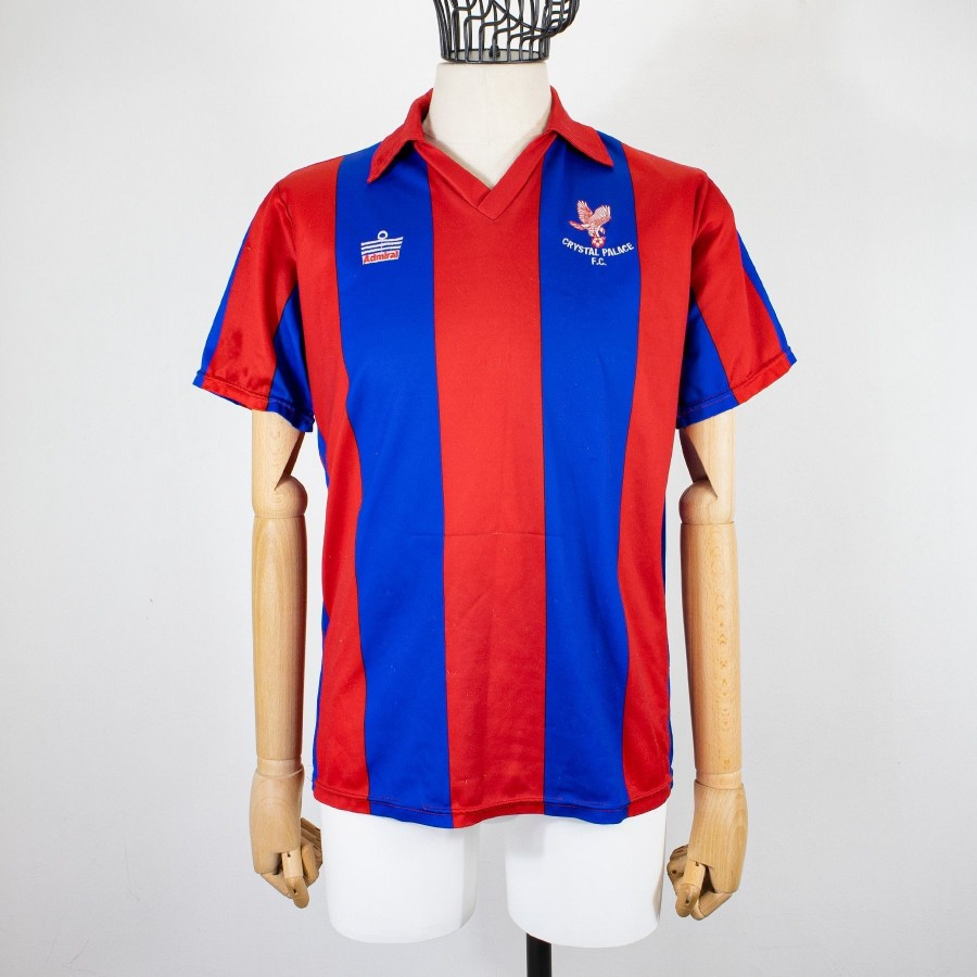 HOME CRYSTAL PALACE JERSEY 1982/1983