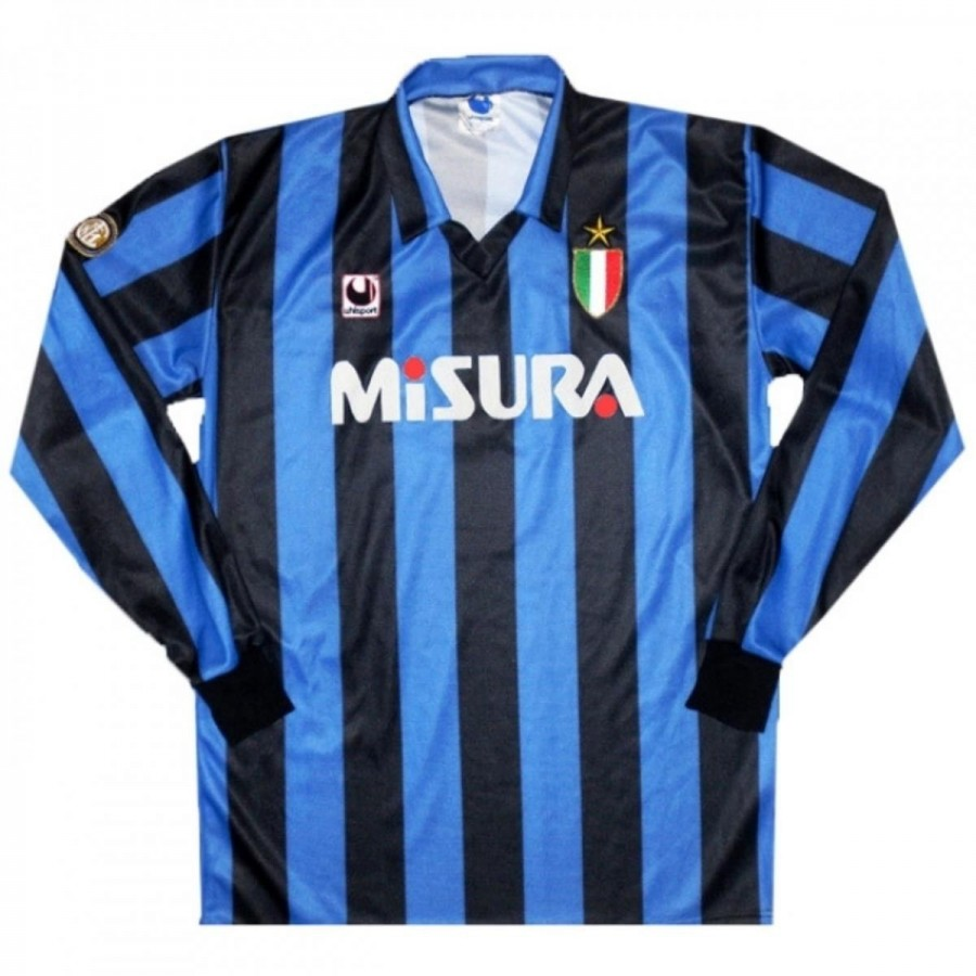 FC INTER HOME JERSEY 1989/1990