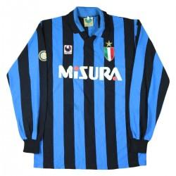 MAGLIA HOME FC INTER 1989/1990