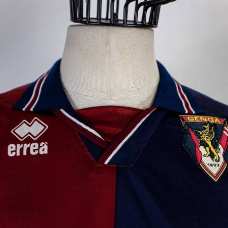 GENOA HOME JERSEY ERREA 1994/1995