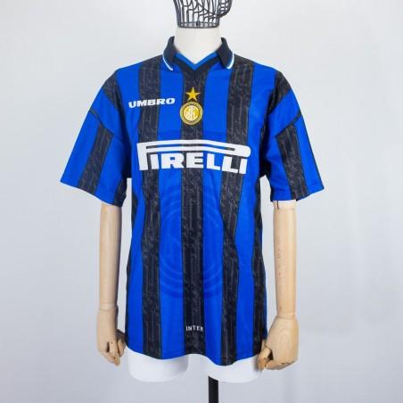 MAGLIA HOME INTER UMBRO 1997/1998...