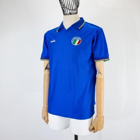 HOME JERSEY ITALY DIADORA WORLD CUP...