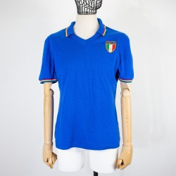 ITALY HOME JERSEY LE COQ...