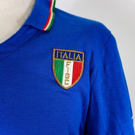 MAGLIA HOME ITALIA LE COQ SPORTIF 1980