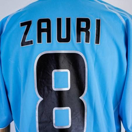 MAGLIA HOME LAZIO PUMA 2005/2006 ZAURI 8