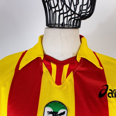 LECCE HOME JERSEY ASICS 1999/2000...