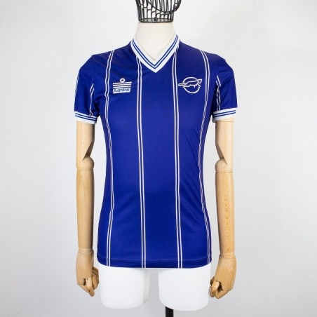 HOME LEICESTER JERSEY 1983/1984