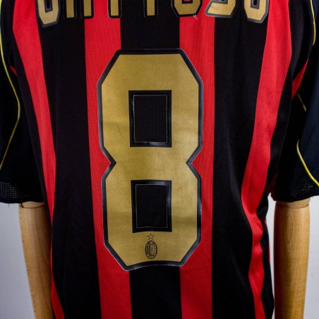 MILAN HOME JERSEY ADIDAS 2006/2007...