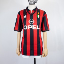 MILAN HOME JERSEY LOTTO...
