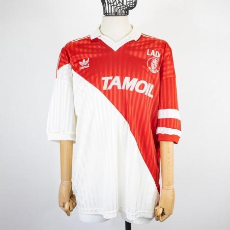MAGLIA HOME MONACO ADIDAS 1991/1992
