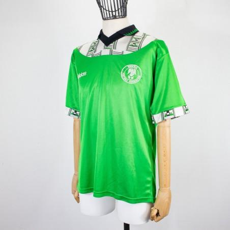 """NIGERIA  HOME SHIRT ADIDAS """"USA 94"""""""