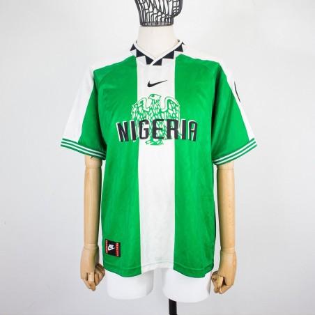 "NIGERIA HOME JERSEY  NIKE ""ATLANTA..."