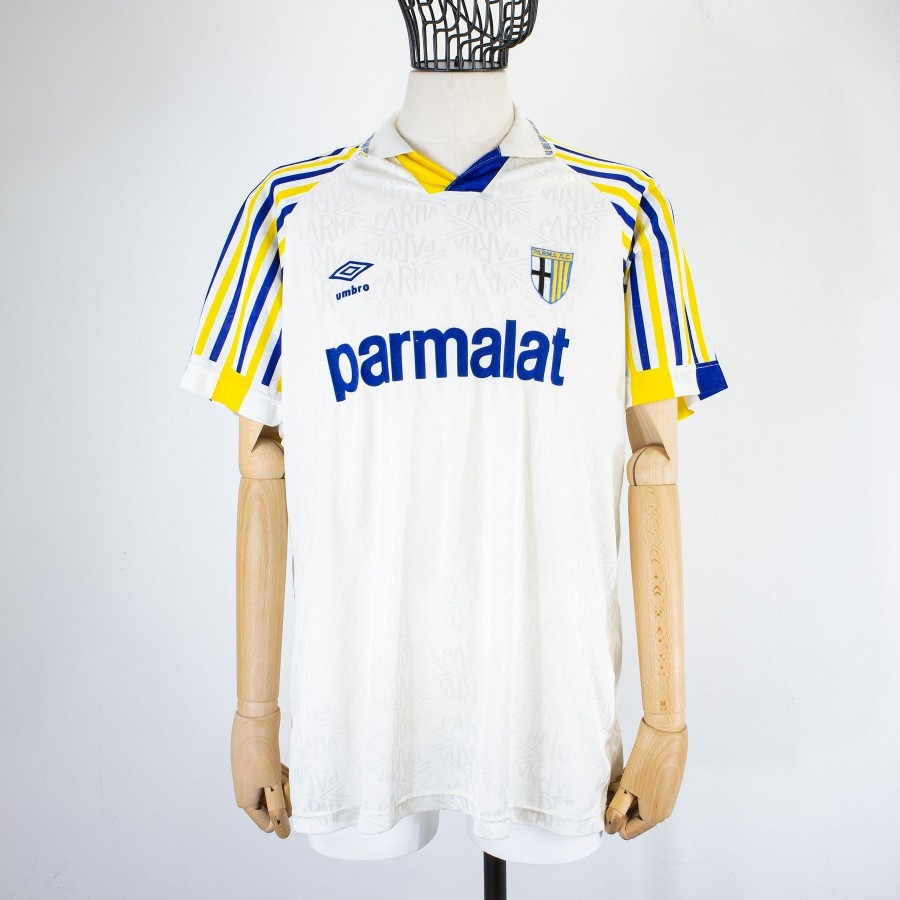 MAGLIA HOME PARMA UMBRO 1991/1992