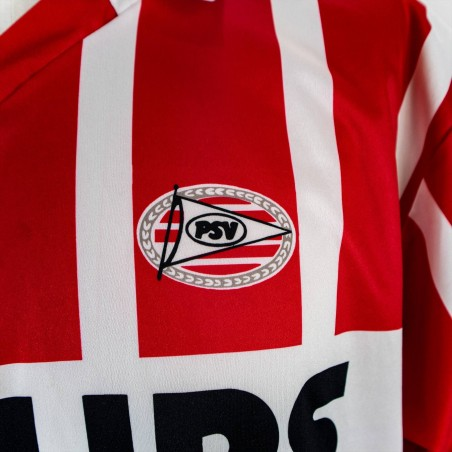 PSV EINDHOVEN HOME JERSEY N.9 1989/1990