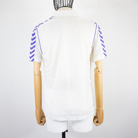 REAL MADRID HOME JERSEY 1989/1990
